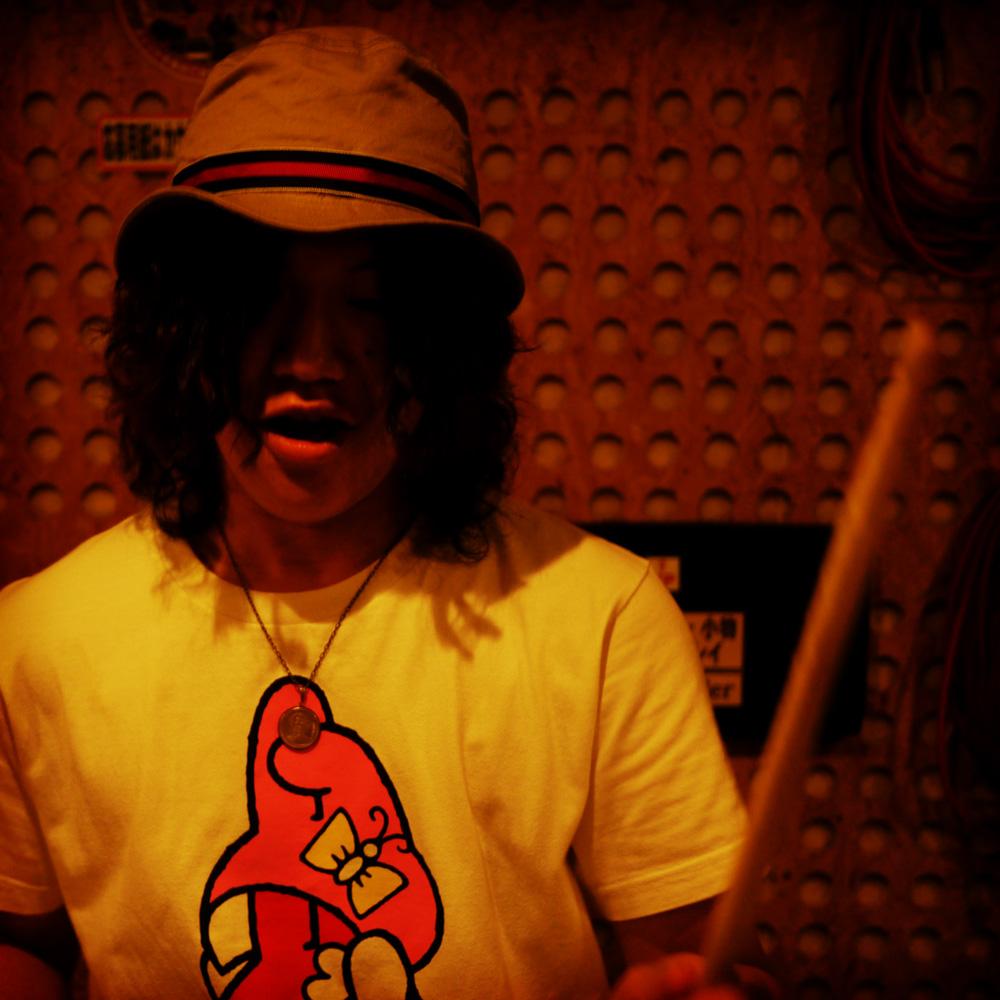 ドラム band8