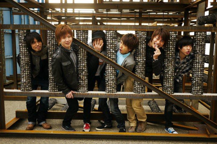 バンドエイト福岡ライブ2011
