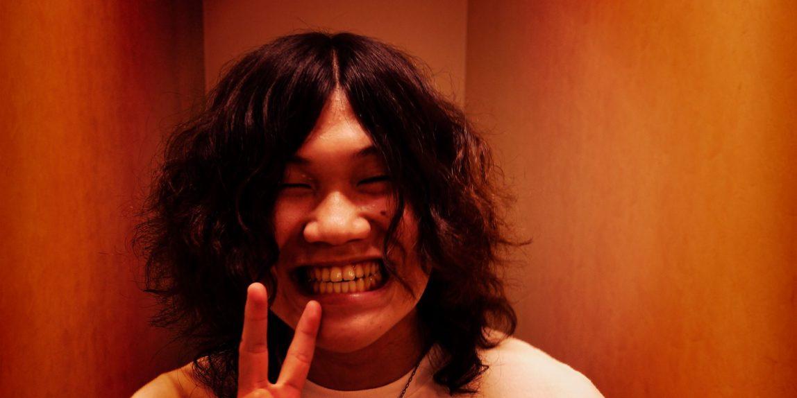 福岡のバンドband8のドラムショウダイ