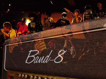 band8福岡ツアー