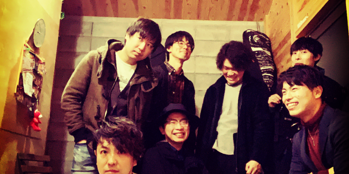 福岡のバンド BAND-8の2020年10月ライブ